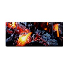 Fire Embers Flame Heat Flames Hot Cosmetic Storage Cases