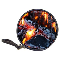 Fire Embers Flame Heat Flames Hot Classic 20-CD Wallets