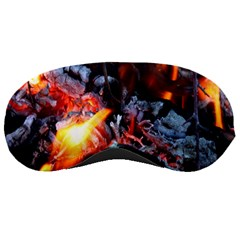 Fire Embers Flame Heat Flames Hot Sleeping Masks