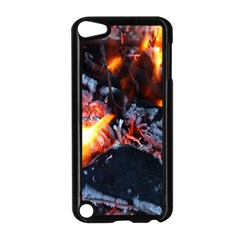 Fire Embers Flame Heat Flames Hot Apple Ipod Touch 5 Case (black)
