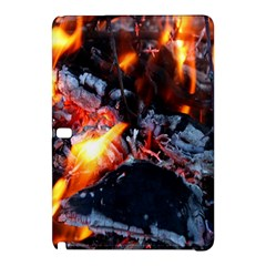 Fire Embers Flame Heat Flames Hot Samsung Galaxy Tab Pro 12 2 Hardshell Case