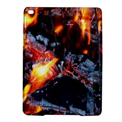 Fire Embers Flame Heat Flames Hot Ipad Air 2 Hardshell Cases