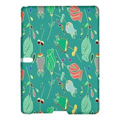 Floral Elegant Background Samsung Galaxy Tab S (10.5 ) Hardshell Case