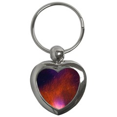 Fire Radio Spark Fire Geiss Key Chains (heart)