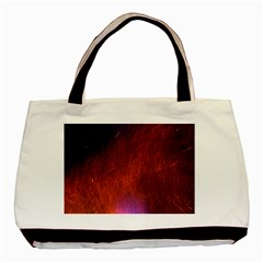 Fire Radio Spark Fire Geiss Basic Tote Bag