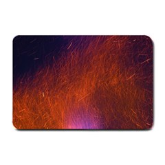 Fire Radio Spark Fire Geiss Small Doormat