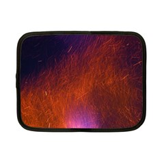 Fire Radio Spark Fire Geiss Netbook Case (Small)