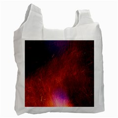 Fire Radio Spark Fire Geiss Recycle Bag (One Side)