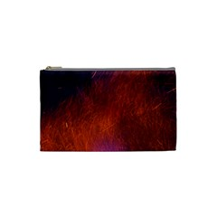 Fire Radio Spark Fire Geiss Cosmetic Bag (small)