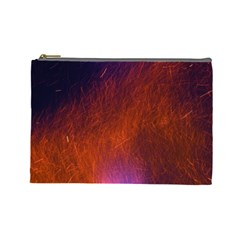 Fire Radio Spark Fire Geiss Cosmetic Bag (Large)