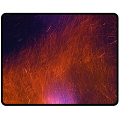 Fire Radio Spark Fire Geiss Fleece Blanket (Medium)