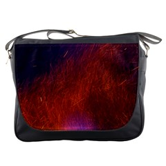 Fire Radio Spark Fire Geiss Messenger Bags