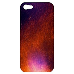 Fire Radio Spark Fire Geiss Apple iPhone 5 Hardshell Case