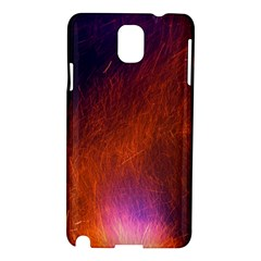 Fire Radio Spark Fire Geiss Samsung Galaxy Note 3 N9005 Hardshell Case