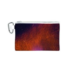 Fire Radio Spark Fire Geiss Canvas Cosmetic Bag (s)