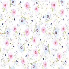 Floral Pattern Background  Magic Photo Cubes