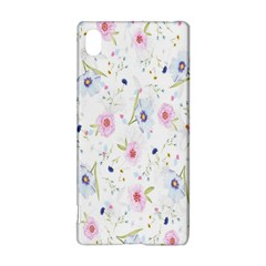Floral Pattern Background  Sony Xperia Z3+