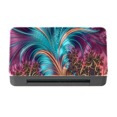 Feather Fractal Artistic Design Memory Card Reader with CF