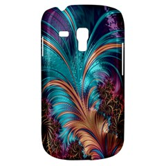 Feather Fractal Artistic Design Galaxy S3 Mini