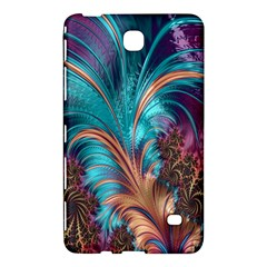Feather Fractal Artistic Design Samsung Galaxy Tab 4 (8 ) Hardshell Case