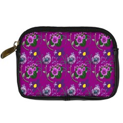 Flower Pattern Digital Camera Cases