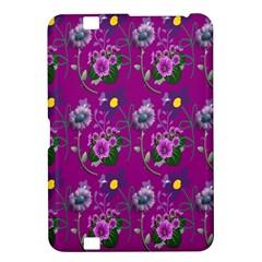 Flower Pattern Kindle Fire HD 8.9