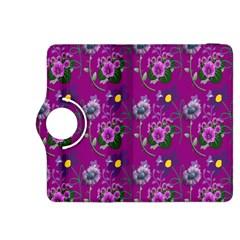 Flower Pattern Kindle Fire Hdx 8 9  Flip 360 Case