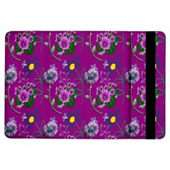 Flower Pattern Ipad Air Flip