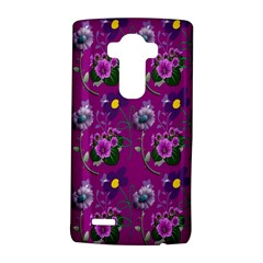 Flower Pattern Lg G4 Hardshell Case