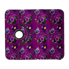 Flower Pattern Galaxy S3 (Flip/Folio)