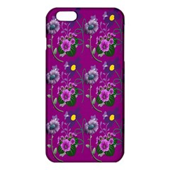 Flower Pattern Iphone 6 Plus/6s Plus Tpu Case