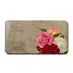 Flower Floral Bouquet Background Medium Bar Mats