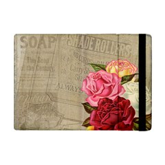 Flower Floral Bouquet Background Ipad Mini 2 Flip Cases