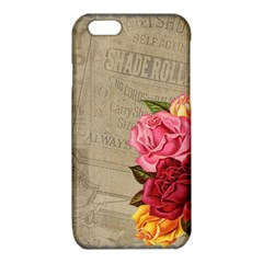 Flower Floral Bouquet Background iPhone 6/6S TPU Case
