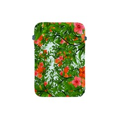 Flower Background Backdrop Pattern Apple iPad Mini Protective Soft Cases