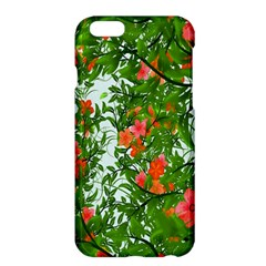 Flower Background Backdrop Pattern Apple iPhone 6 Plus/6S Plus Hardshell Case