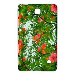 Flower Background Backdrop Pattern Samsung Galaxy Tab 4 (7 ) Hardshell Case
