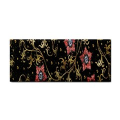 Floral Pattern Background Cosmetic Storage Cases