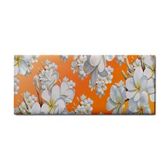 Flowers Background Backdrop Floral Cosmetic Storage Cases