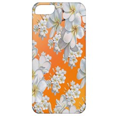 Flowers Background Backdrop Floral Apple Iphone 5 Classic Hardshell Case