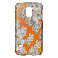 Flowers Background Backdrop Floral Galaxy S5 Mini