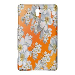 Flowers Background Backdrop Floral Samsung Galaxy Tab S (8.4 ) Hardshell Case