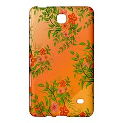 Flowers Background Backdrop Floral Samsung Galaxy Tab 4 (8 ) Hardshell Case