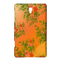 Flowers Background Backdrop Floral Samsung Galaxy Tab S (8 4 ) Hardshell Case