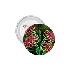 Flowers Abstract Decoration 1 75  Buttons
