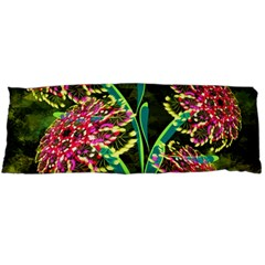 Flowers Abstract Decoration Body Pillow Case (dakimakura)
