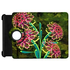 Flowers Abstract Decoration Kindle Fire Hd 7