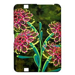 Flowers Abstract Decoration Kindle Fire HD 8.9