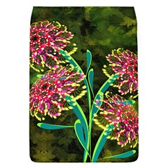 Flowers Abstract Decoration Flap Covers (l)