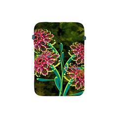 Flowers Abstract Decoration Apple iPad Mini Protective Soft Cases